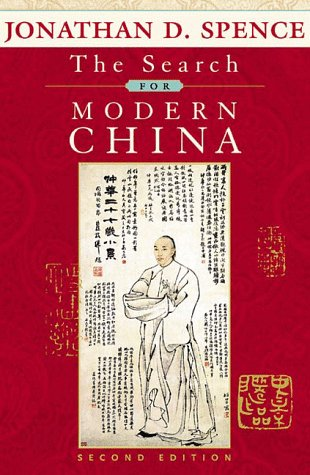 9780393973518: The Search for Modern China, 2nd Edition
