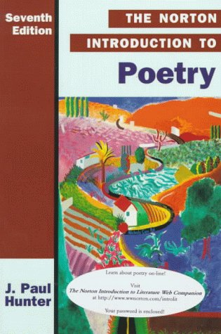 9780393973570: The Norton Introduction to Poetry