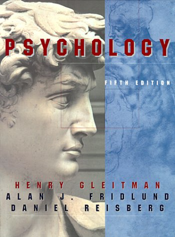 Psychology: Henry Gleitman, Alan
