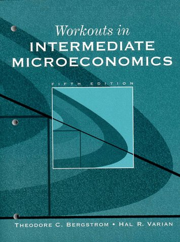 9780393973716: Intermediate Microeconomics: Workouts: A Modern Approach