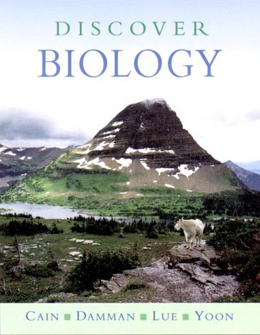 9780393973778: Discover Biology