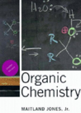 Organic Chemistry: Maitland Jones Jr.