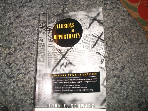 9780393973914: Illusions of Opportunity: The American Dream in Question
