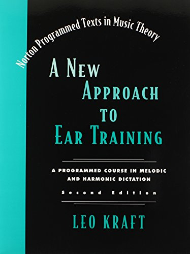 9780393974126: A New Approach to Ear Training (Second Edition)