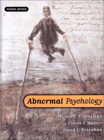 9780393974171: Abnormal Psychology