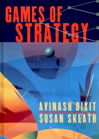 9780393974218: Games of Strategy