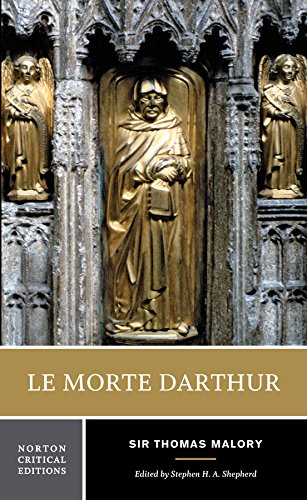 a comparison between thomas malorys morte darthur and the 1967 movie camelot by joshua logan