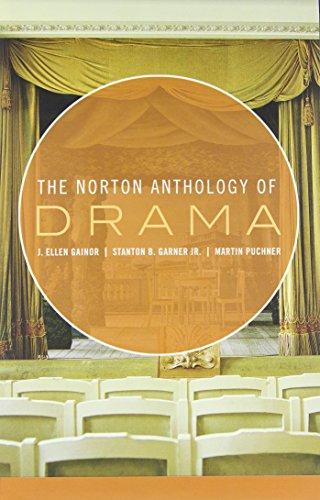9780393974706: The Norton Anthology of Drama (Vol. 1 & 2)