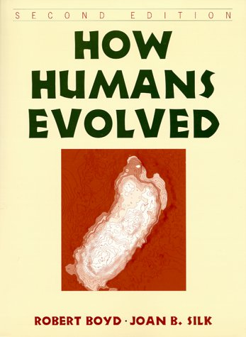 9780393974775: How Humans Evolved