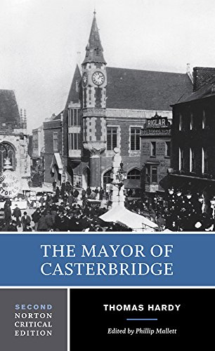 9780393974980: The Mayor of Casterbridge (Second Edition) (Norton Critical Editions)