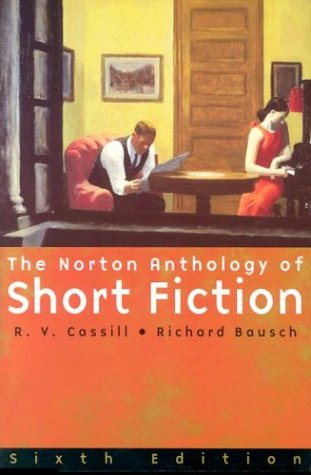 9780393975086: The Norton Anthology of Short Fiction: Sixth Edition