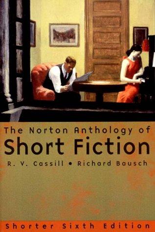 9780393975093: The Norton Anthology of Short Fiction, Shorter 6th Edition