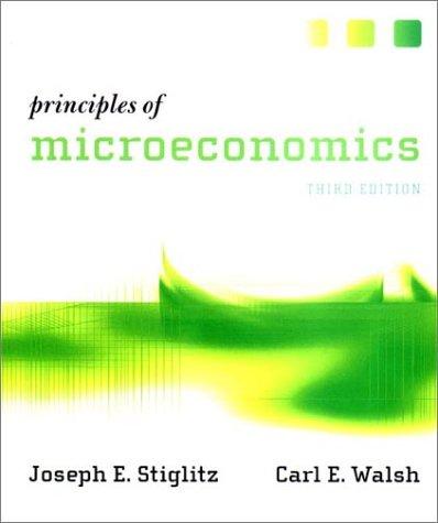 9780393975208: Principles of Microeconomics