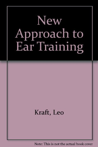 9780393975215: New Approach to Ear Training