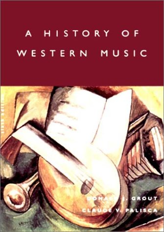 9780393975277: A History of Western Music