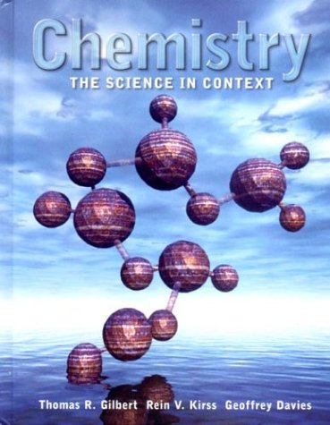 9780393975314: Chemistry: The Science in Context