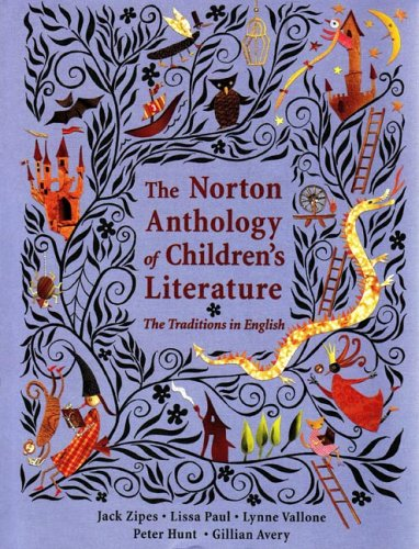9780393975383: The Norton Anthology of Children's Literature: The Traditions in English