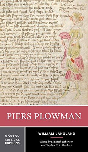 Piers Plowman (Norton Critical Editions): Langland, William/ Robertson,
