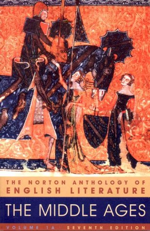 9780393975659: The Norton Anthology of English Literature: The Middle Ages