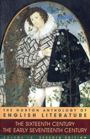 The Norton Anthology of English Literature (0393975665) by George M. Logan; Stephen J. Greenblatt; Barbara Kiefer Lewalski