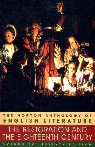 The Restoration and the Eighteenth Century (Norton