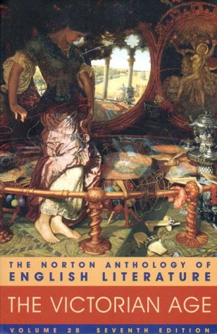 9780393975697: The Norton Anthology of English Literature, Vol. 2B: The Victorian Age