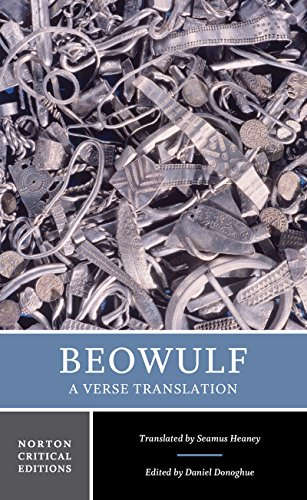 9780393975802: Beowulf: A Verse Translation (Norton Critical Editions)