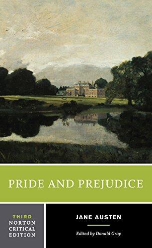 Pride and Prejudice (Norton Critical Editions): Jane Austen, Donald