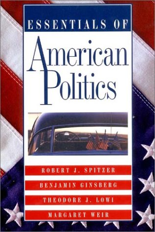 9780393976076: Essentials of American Politics