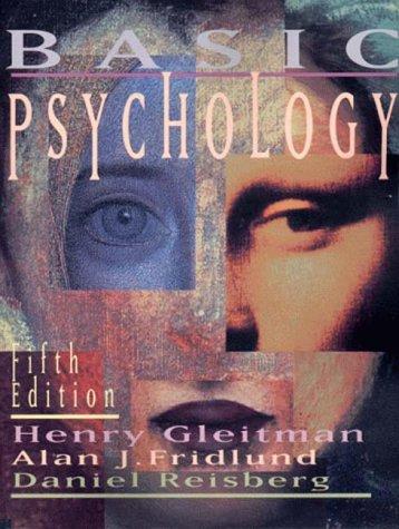 9780393976090: Basic Psychology (Fifth Edition)