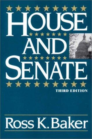 9780393976113: House and Senate (Third Edition)