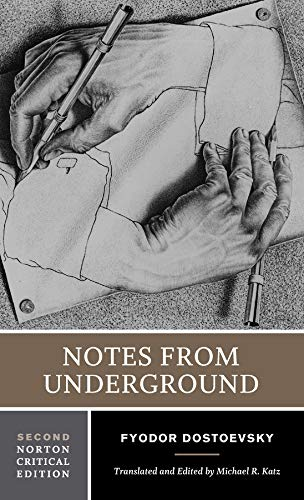 9780393976120: Notes from Underground (Second Edition) (Norton Critical Editions)