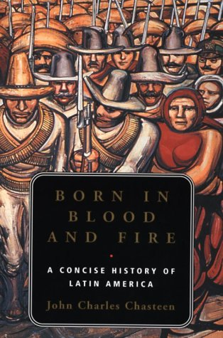 Born in Blood and Fire: A Concise: Chasteen, John Charles