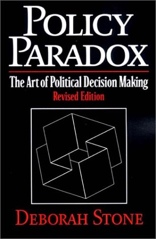 9780393976250: Policy Paradox: The Art of Political Decision Making