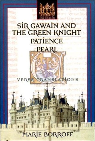9780393976588: Sir Gawain and the Green Knight: Parience and Pearl: Verse Translations
