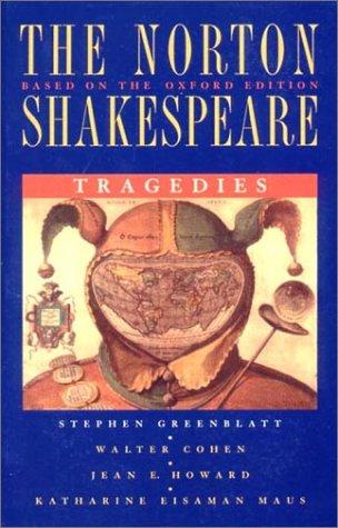 9780393976724: The Norton Shakespeare Tragedies