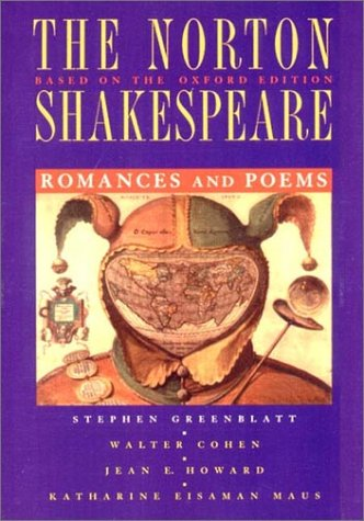 9780393976731: Romance and Poems (Norton Shakespeare Series)