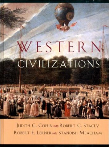 9780393976861: Western Civilizations: Their History and Their Culture