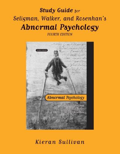 9780393977042: Abnormal Psychology