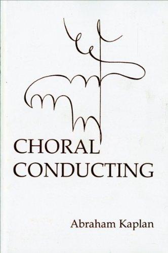 9780393977059: Choral Conducting