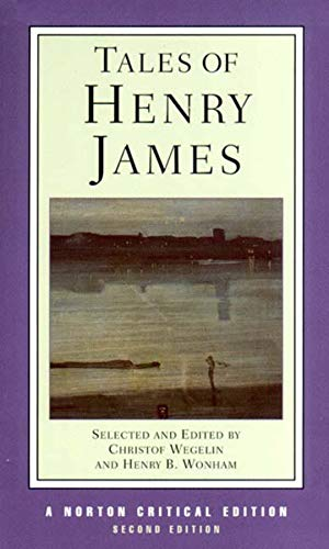 9780393977103: Tales of Henry James (Norton Critical Editions)
