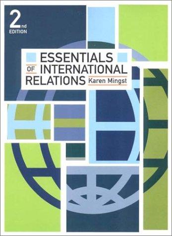 9780393977226: Essentials of International Relations (Norton Series of World Politics)