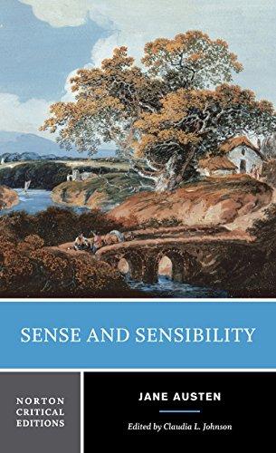 9780393977516: Sense and Sensibility (Norton Critical Editions)