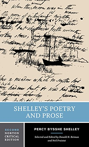 9780393977523: Shelley's Poetry and Prose (Norton Critical Edition)