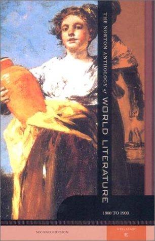 The Norton Anthology of World Literature: Lawall, Sarah N.