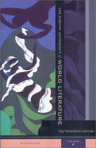 9780393977608: The Norton Anthology of World Literature