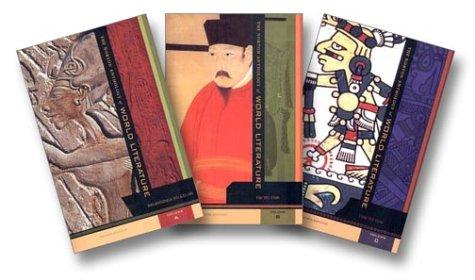 9780393977646: The Norton Anthology of World Literature: Beginning to 1650