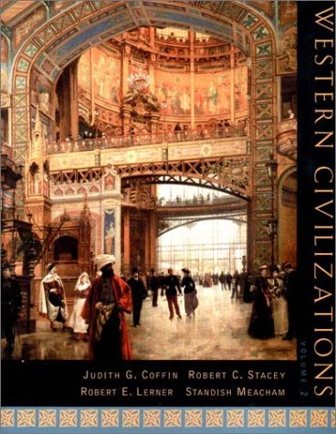 9780393977721: Western Civilizations: Their History & Their Culture: 002
