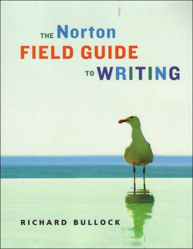 9780393977769: The Norton Field Guide to Writing