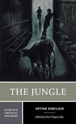 9780393977790: The Jungle (First Edition) (Norton Critical Editions)